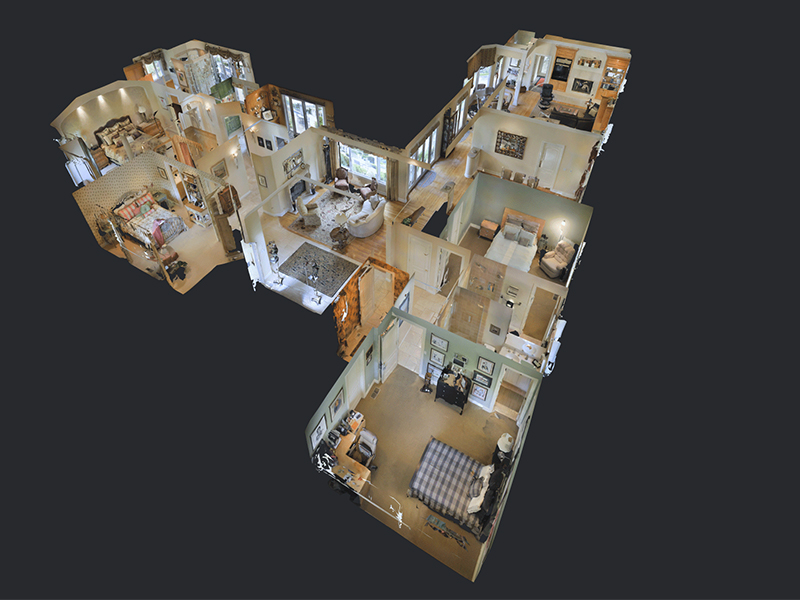 virtual tours elite media matterport