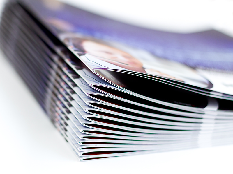 Video Testimonials in Print Media