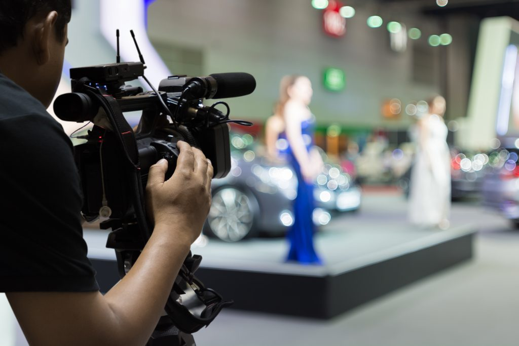 corporate video production for business